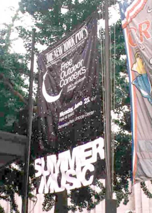 Ace Banner - New York Pops - Lincoln Center