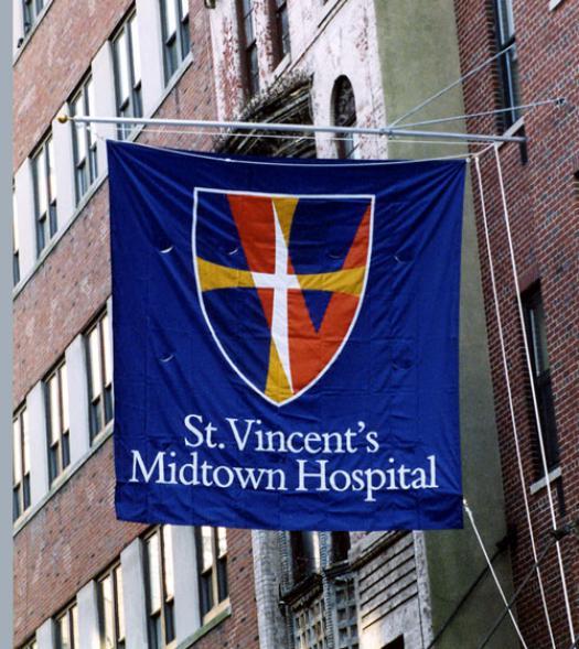 Ace Banner - St. Vincent Midtown Hospital