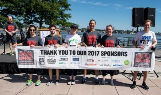Ace Banner - Rogosin Run 2017 Sponsorship Banner