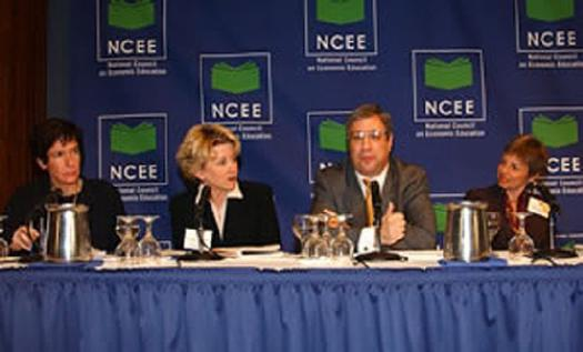 Ace Banner - National Council on Economic Education Backdrop