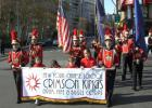 Ace Banner - Crimson Kings Parade Banner