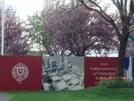 Fordham Groundbreaking Scaffold Banners - Second View