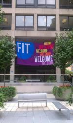 Fashion Institute of Technology - Welcome Banner Long View