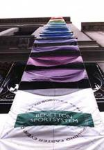 Ace Banner - United Colors of Benneton
