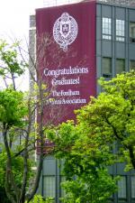 Ace Banner - Fordham University - Grand Format Banner