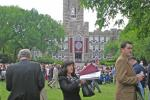 Ace Banner - Fordham Commencement Banners