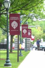 Ace Banner - Fordham Campus Street Banners