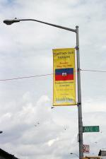 Ace Banner - Haitian Parade - Street Banners