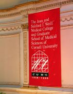 Ace Banner - Weilll Medical Center Anniversary