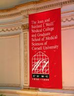 Ace Banner - Weilll Medical Center Anniversary
