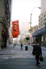 Ace Banner - Cartier Dragon Banners