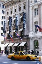 Ace Banner - Cartier's Centennial Banners